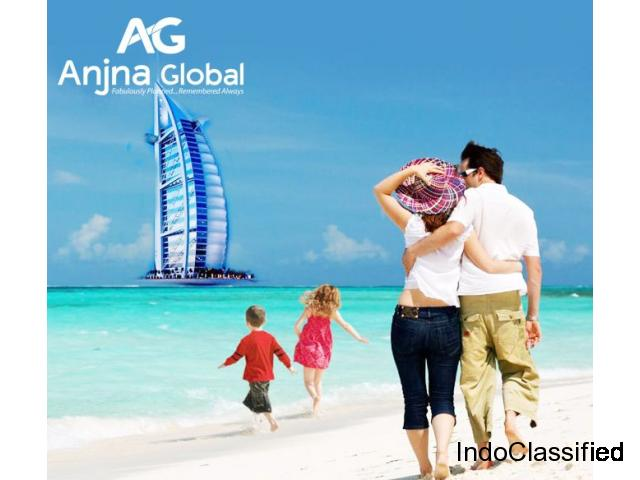 Book Dubai Holiday Packages from Gurgaon