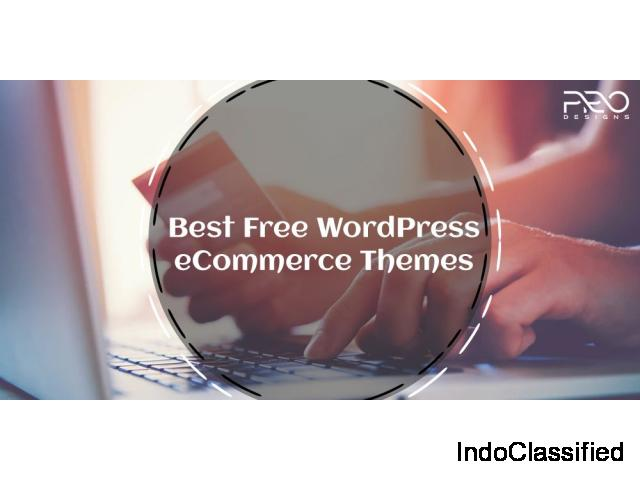 10+ Best Free WordPress eCommerce Themes