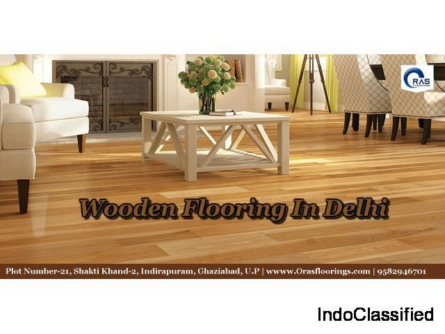 Get Service For Wooden Flooring In Delhi - ORAS FLOORINGS
