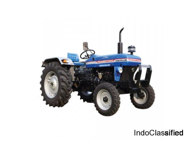 Powertrac Tractors india
