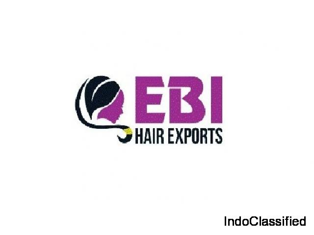 India's best Human Hair Manufacturers Company in Chennai - EBI Hair Exports
