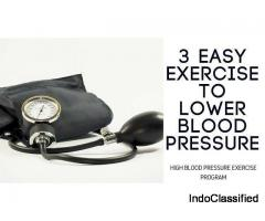 High Blood Pressure Exercise Program