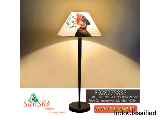 Lamp Shades | Light Shades | Buy Lamps Online - Sandhya Shevade Creations