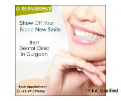 Dental Implant in Gurgaon | Dr. RajaGopal's Clinic