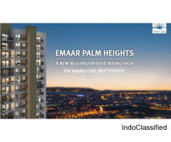 3BHK Emaar Palm Heights Gurgaon Spacious 2025 Sq. Ft. Apartment