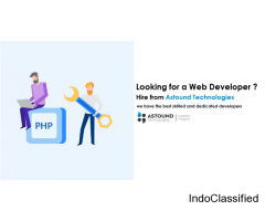 Hire web developer in India