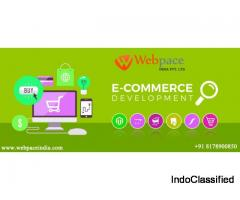 ecommerce website designing company in India