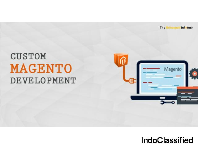 Custom Magento Development Company