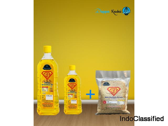 Cold Pressed Groundnut Oil Bangalore