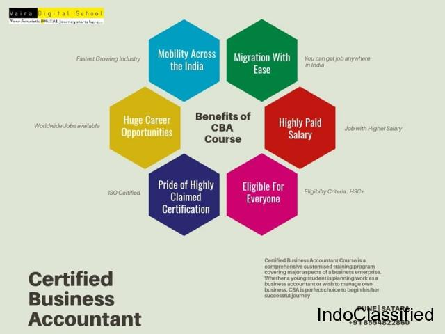 Business Accounting Classes in Pune with 100% Placement Assurance | CBA Institute Pune
