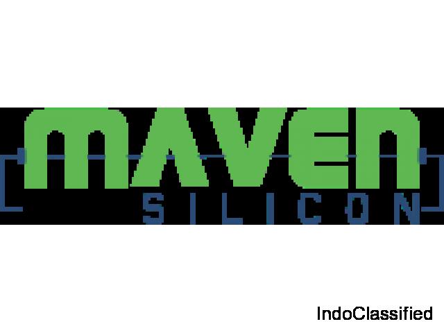 VLSI Design Online Courses | Maven Silicon