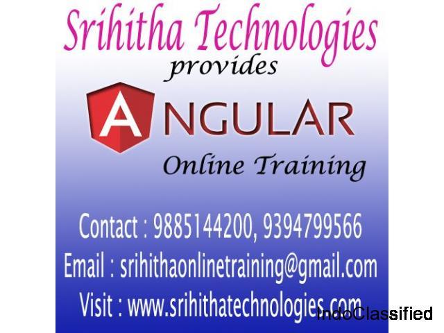 Angular Online Training From India