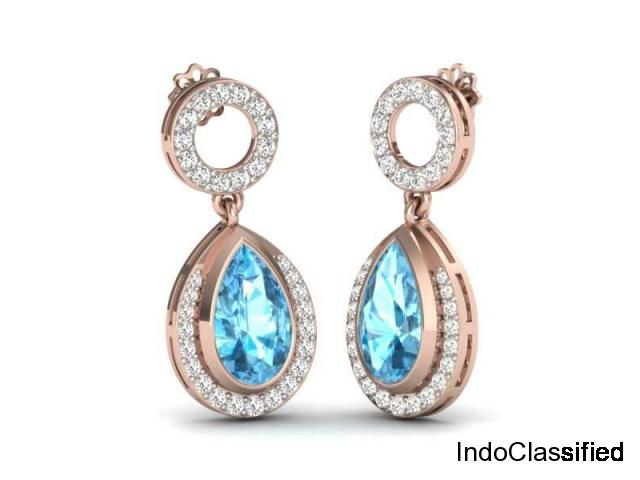 Buy Drop earrings Online India