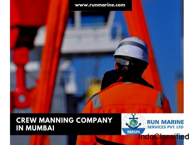 Crew manning company in Mumbai