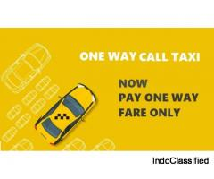 online outstation taxi service one way call taxi