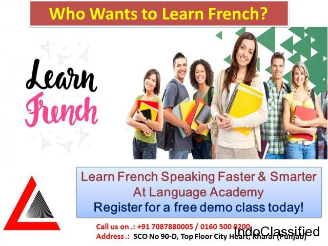French classes in Chandigarh