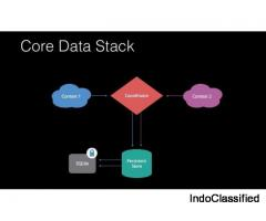 Let's see how to insert, update and delete data using the Core Data framework | OneClick