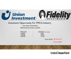 Appoiniting investors for union investment group of industry