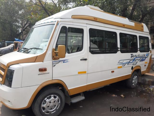 Tepo Traveller Hire in Delhi & NCR