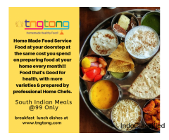 Tngtong- Homemade healthy food