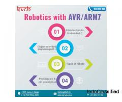 Live Project Based Robotics With Avr And Arm7 Training Course
