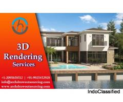 3D Architectural Rendering USA   3D Rendering Services USA