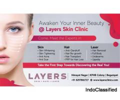 Best Dermatology Clinic In Hyderabad For Skin | Hair | Laser