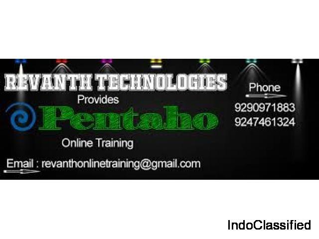 Pentaho Online Training