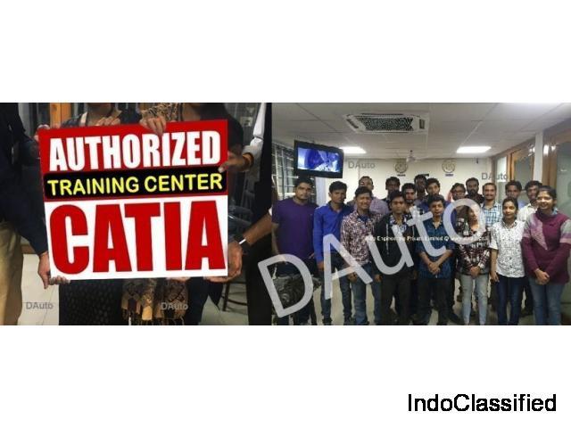 CATIA  training institute in Bhopal #9981500100