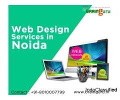 Affordable web designing services in Noida | Brainguru Technology