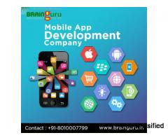 Android & iOS Mobile App Development | BrainGuru Technology