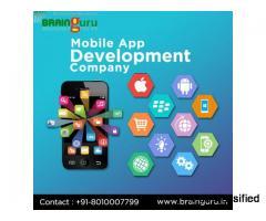 Android & iOS Mobile App Development | BrainGuru Technology