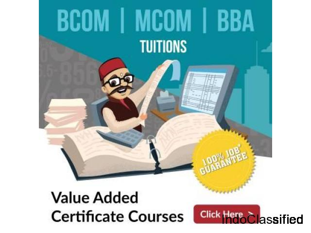 Bcom/Mcom Coaching Classes in Ahmedabad