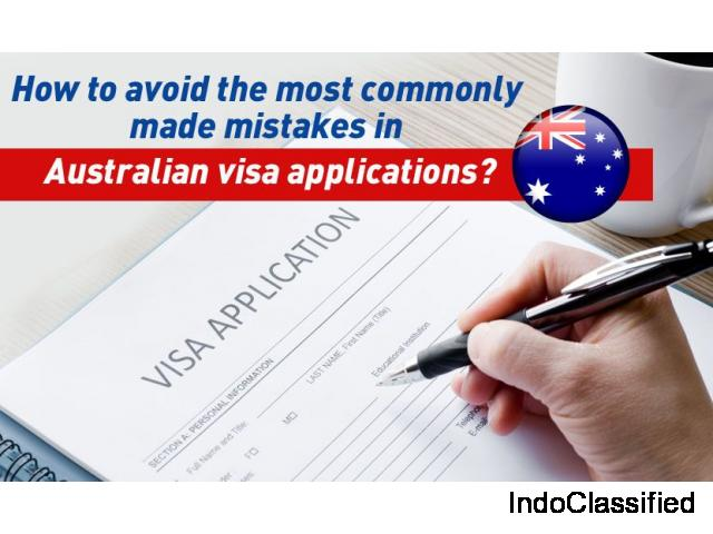 Avoid Mistakes in Australian Student Visa Application with Aussizz Pune