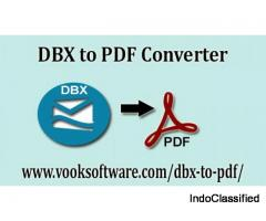 DBX to PDF Converter