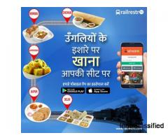 Order Food in Train