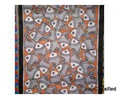 Buy Madhubani Paintings & Artworks Online in India - Gallerist