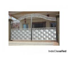 Steel Gate Fabrication Service in Noida