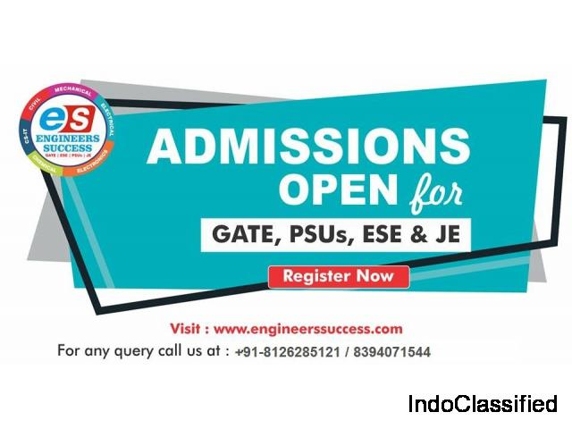 Engineers Success is India's leading education service provider with presence in 10 locations acros