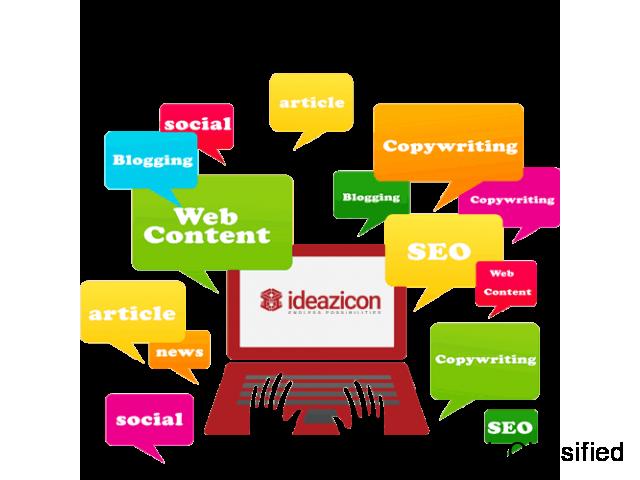 IDEAZICON | Full Service SEO Agency, Get Free Web Analyses