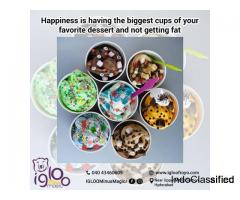 Froyo flavours | Froyo flavours in Hyderabad