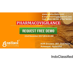 100%Placement assistance for the Pharmacovigilance