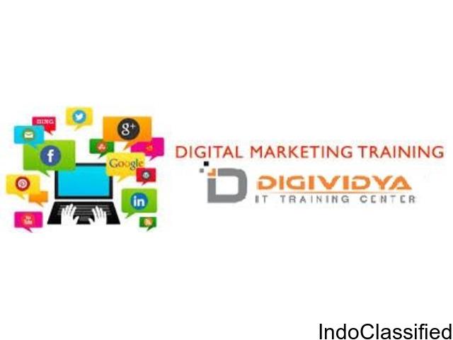 Digital marketing training in faridabad - Digividyainstitute