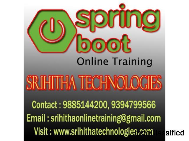 Spring Boot Online Training