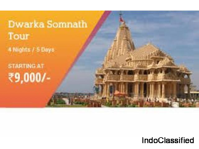 BOOK  GUJARAT TOUR PACKAGE AND GET 20% OFF