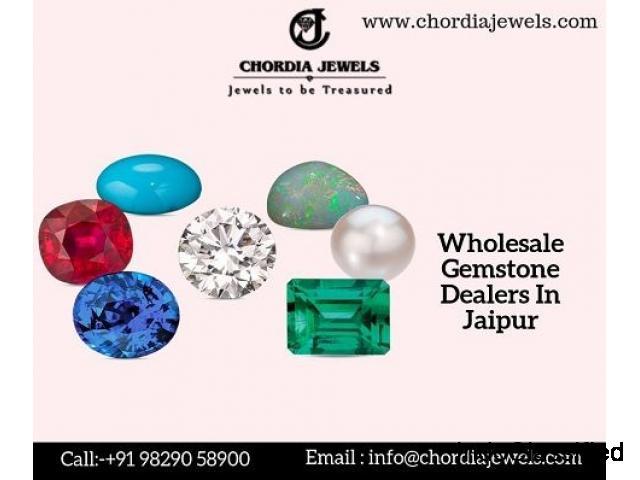 Buy Gemstone Dealers in Jaipur | Chordia Jewels