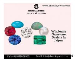 Buy Gemstone Dealers in Jaipur | Chordia Jewels