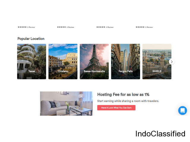 RentALL Script - Airbnb clone for online rental business