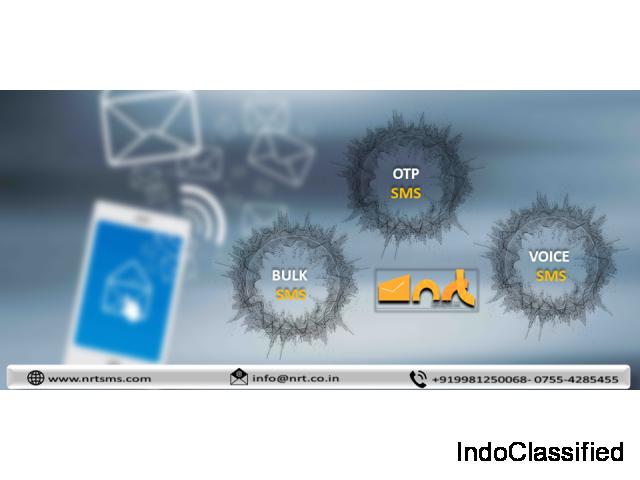 Bulk SMS, Voice SMS, OTP SMS Provider - NRT SMS