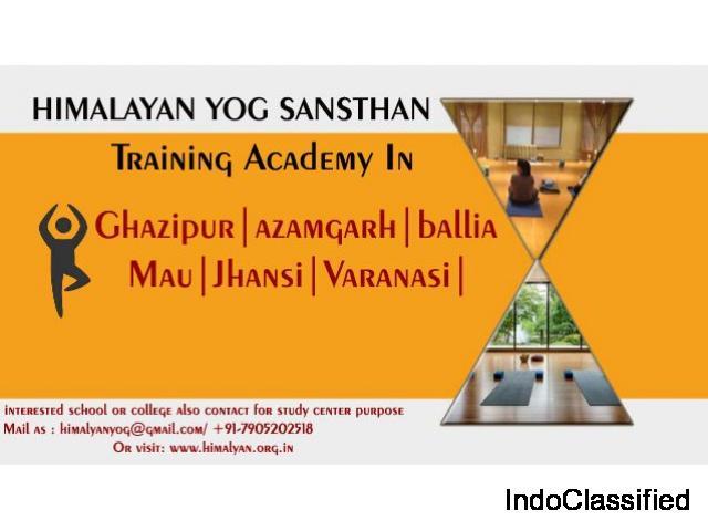 Diploma In Yoga Teacher Training Academy In Ghazipur, Uttar Pradesh